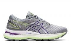 ASICS GEL-NIMBUS 22 WOMENS WHITE PURE SILVER