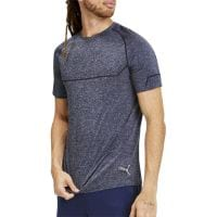 PUMA ENERGY SEAMLESS TEE MENS NAVY