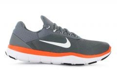 NIKE FREE TRAINER V7 MENS GREY CRIMSON