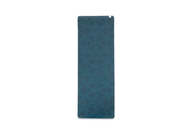 GAIAM SOFT GRIP XL 5MM YOGA MAT BLUE