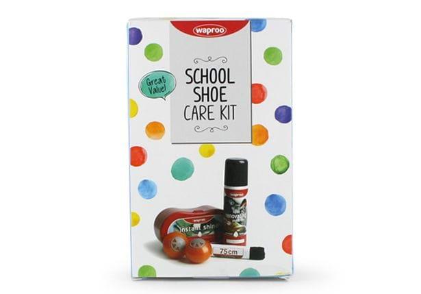 WAPROO SCHOOL SHOE CARE KIT