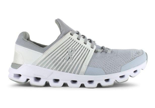 ON RUNNING CLOUDSWIFT WOMENS GLACIER WHITE