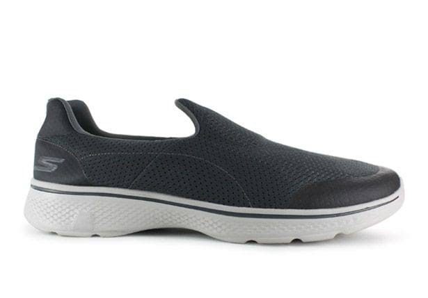 SKECHERS GO WALK 4 INCREDIBLE MENS CHARCOAL