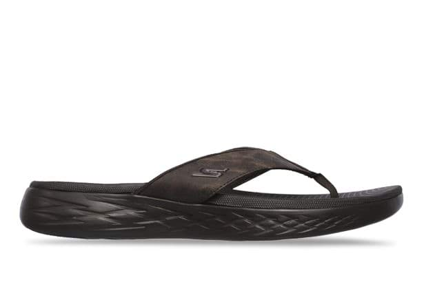 SKECHERS ON-THE-GO 600 SEAPORT MENS CHOCOLATE