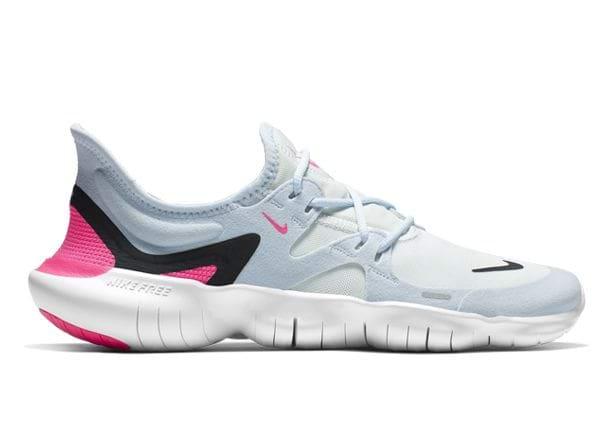 nike free runs womens pink