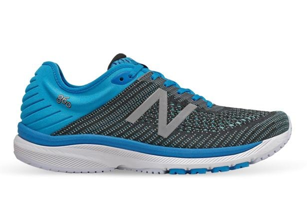 NEW BALANCE M860L10 (2E) MENS BLUE