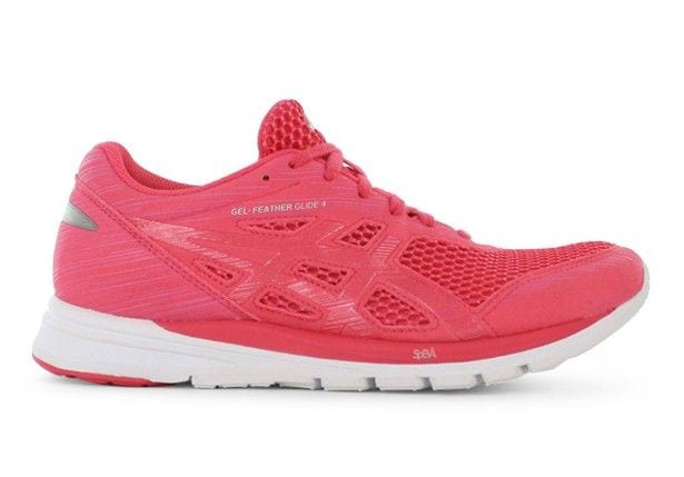 ASICS GEL-FEATHER GLIDE 4 WOMENS ROUGE