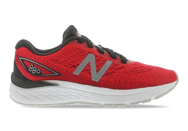 NEW BALANCE YP880ER V9 (WIDE) KIDS RED