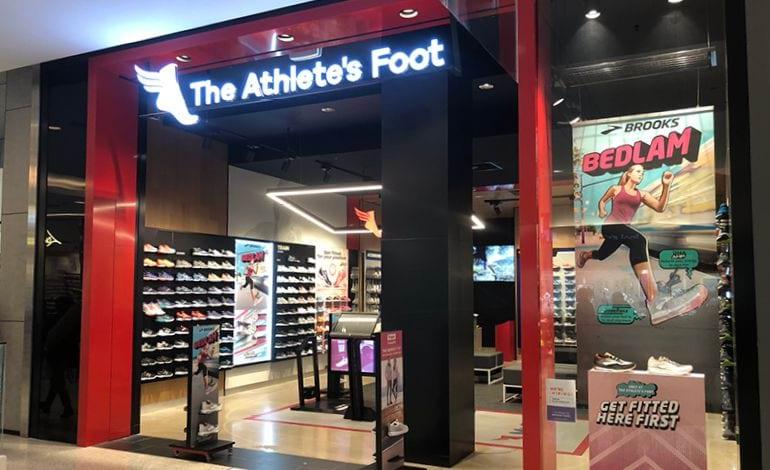 The Athlete's Foot Blacktown