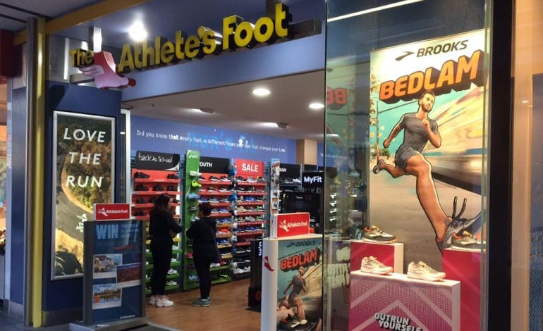 The Athlete's Foot Rouse Hill