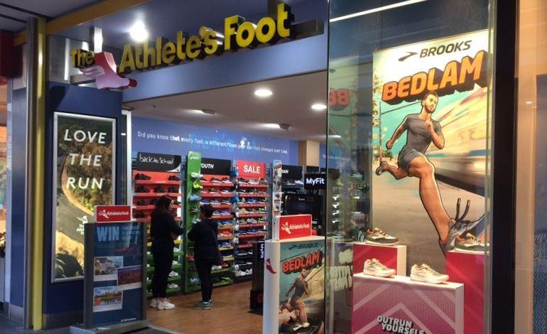 The Athlete's Foot Mackay