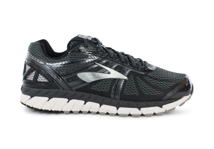 BROOKS BEAST 16 (2E) MENS BLACK