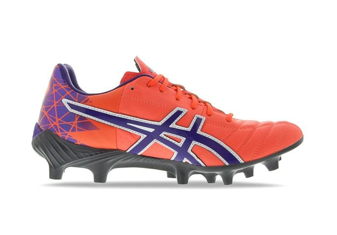 ASICS LETHAL TIGREOR IT FF WOMENS FLASH CORAL GENTRY PURPLE
