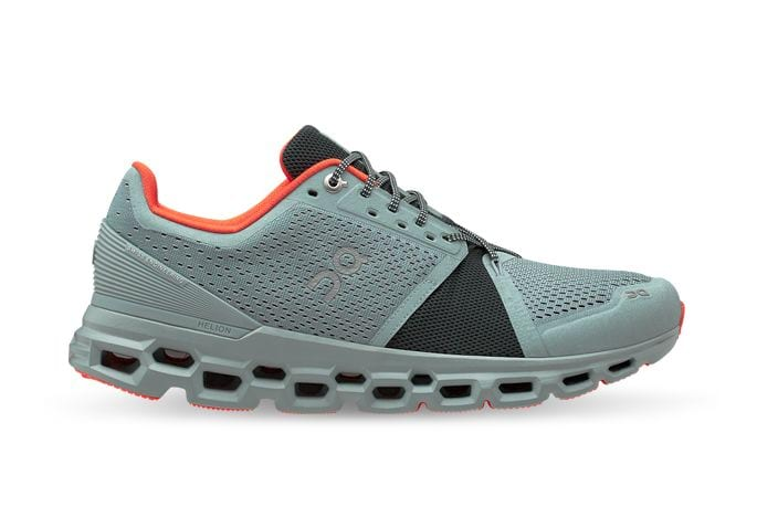 ON RUNNING CLOUDSTRATUS MENS COBBLE IVY