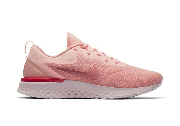 NIKE ODYSSEY REACT WOMENS ORACLE PINK PINK TINT-RUST PINK