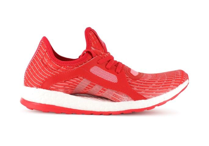 ADIDAS PUREBOOST X WOMENS RAY RED | Red