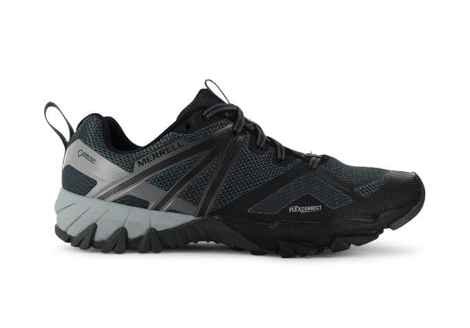 MERRELL MQM FLEX GORE-TEX  MENS  BLACK