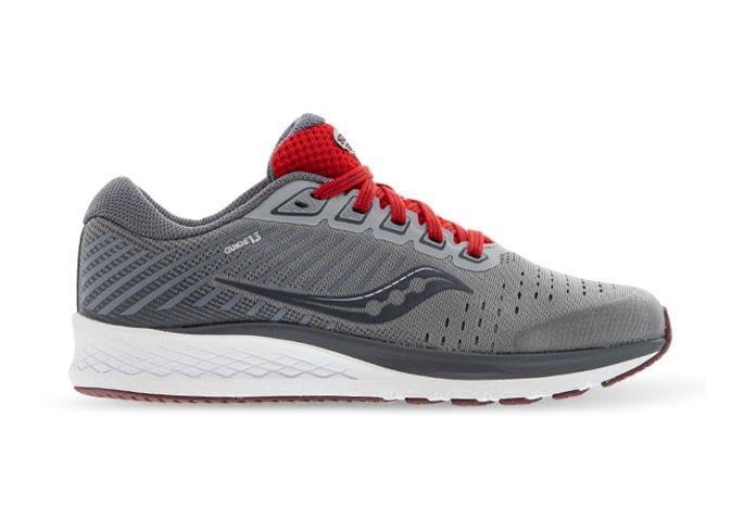 SAUCONY S-GUIDE 13 (GS) KIDS ALLOY RED