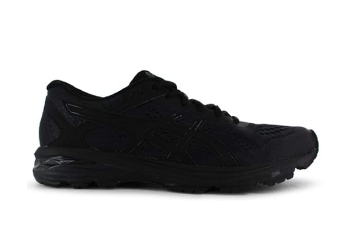 ASICS GT-1000 6 WOMENS BLACK SILVER