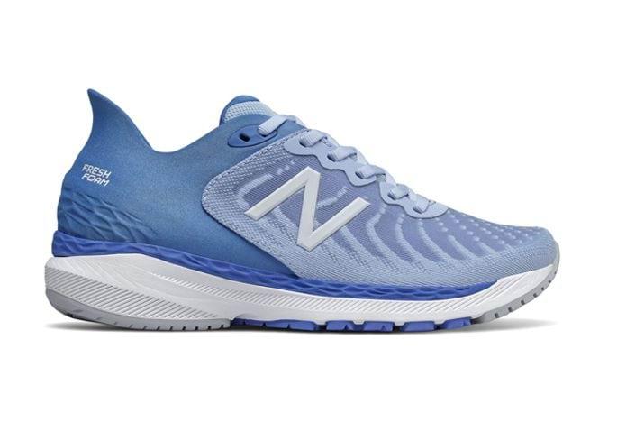 NEW BALANCE 860 V11 (D) WOMENS BLUE