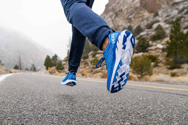 IT'S TIME TO FLY WITH HOKA