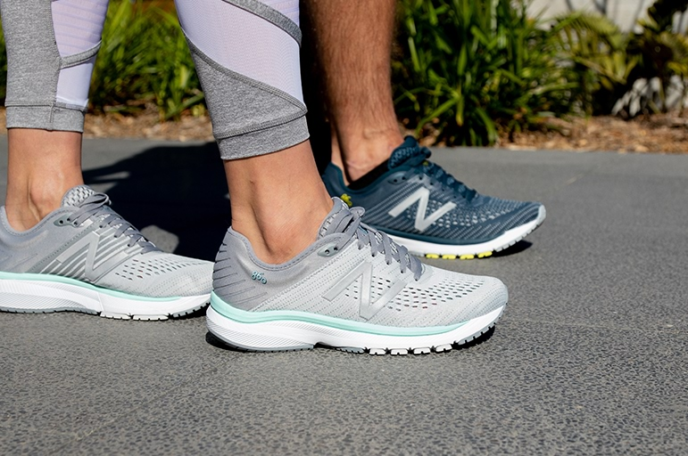 New Balance 860 v10 MyFitReview | The