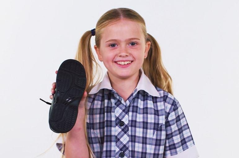 Ascent Apex School Shoe