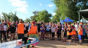 The Athlete's Foot supporting parkrun - Three more years