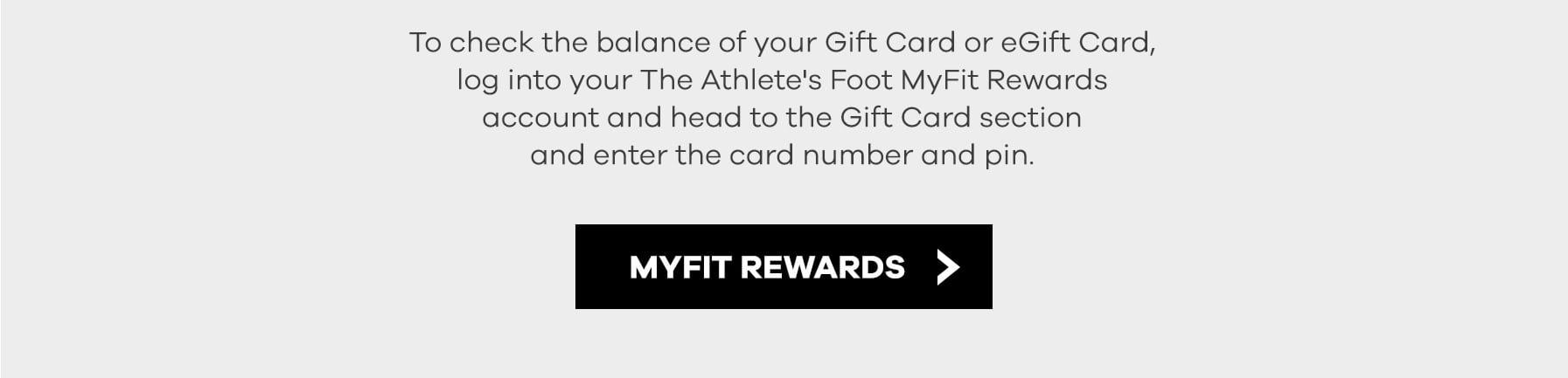 MyFit Rewards