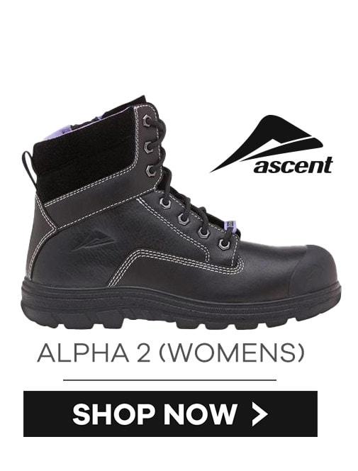 Women's Ascent Workboot