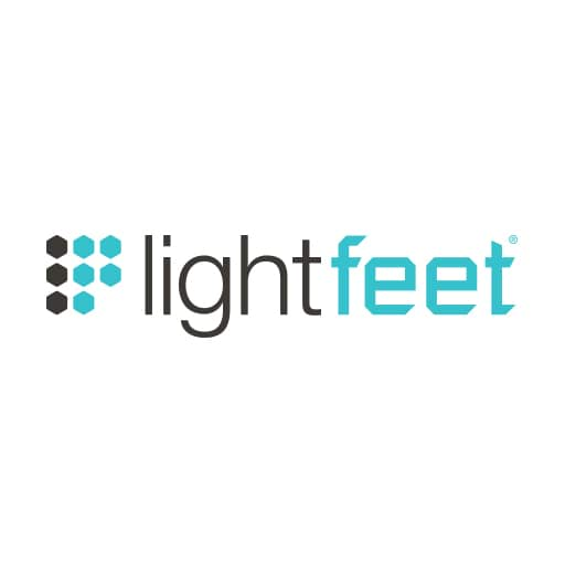 Lightfeet logo