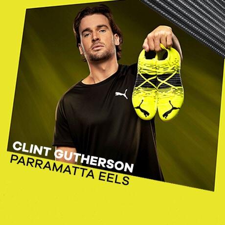 Puma Ambassador Clint Gutherson