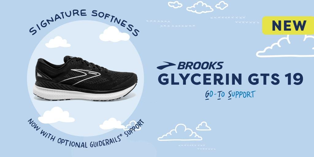 Brooks Glycerin GTS
