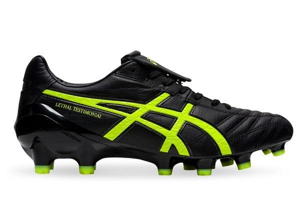 Black ASICS Football Boot